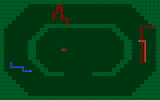 Snake in the Grass! AMOS Demo screen shot 2
